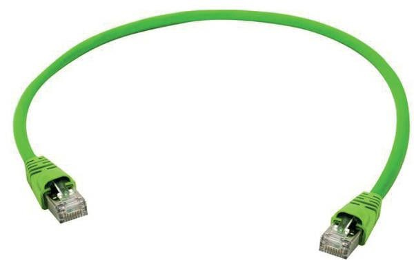 1 Stk L00002A0156 Patchkabel S/FTP Cat.7 4x2xAWG27/7, PUR, IP20-IP20, 3m