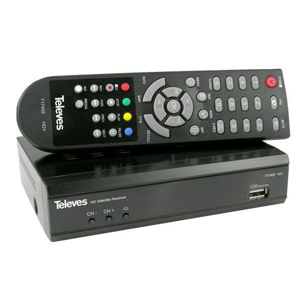 1 Stk SAT-HD-Receiver FTA 717402
